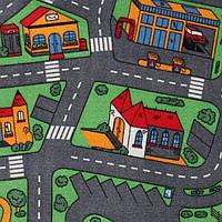 Детский ковролин Ideal City Life 158