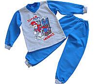 Пижамы детские для мальчиков. Щенячий патруль.