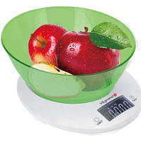 Весы кухонные VILGRAND VKS-533 зеленые