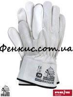 Перчатки защитные из кожи RHIGER - 10
