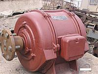 Генератор синхронный тип ЕСС5-92-4У2 кран гусеничный МКГ-25