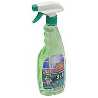 Средство для мытья стекол Переможець 0,5л (весенняя свежесть)