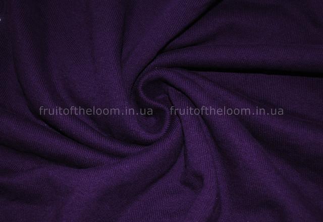 Фиолетовый детский классический реглан