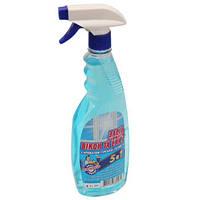 Средство для мытья стекол Переможець 0,5л (горная свежесть)