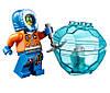 """Детский конструктор Bela 10438 (аналог Lego City 60034) """"Арктический гусеничный вездеход"""", фото 3"""