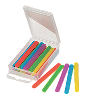 Счетные палочки zibi zb.4910 для начальных классов 30 штук