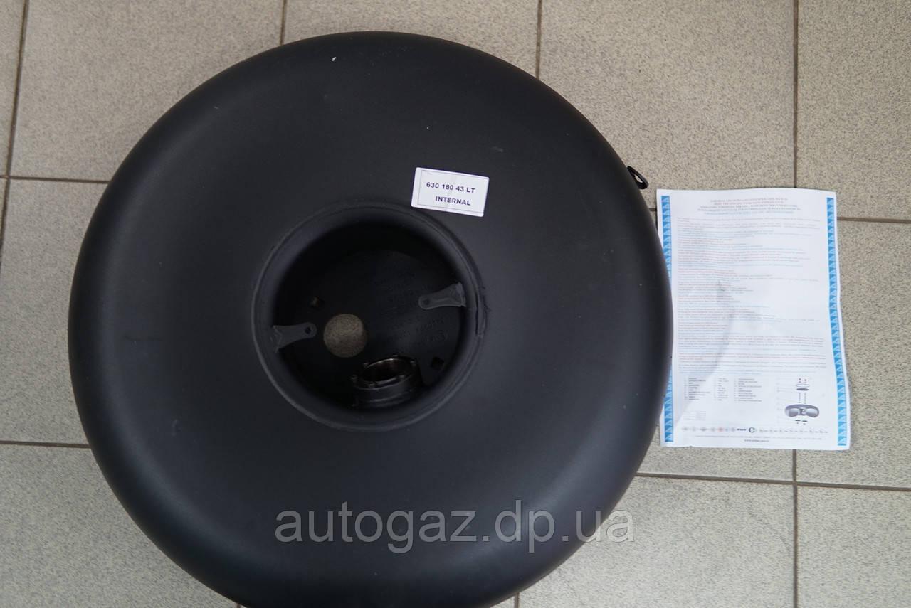 Балон тороидальный внутренний 630 180 40л AMS Turga Makina (шт.)
