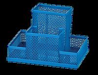 Настольная металлическая подставка zibi zb.3116-02 синяя