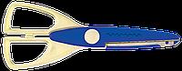 """Ножницы """"Зиг-Заг"""" 165мм, синие zb.5020-02"""