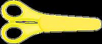Ножницы детские в чехле 135мм, лаймовые zb.5004-31