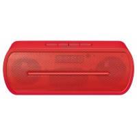 Беспроводная блютус колонка trust fero red wireless bluetooth speaker с плеером (21706)