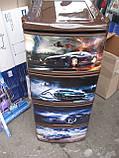 Пластиковый детский комод авто 4, фото 2