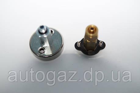 Клапан заправочный корот.н. с фитингом FARO TOMASETTO (шт.), фото 2