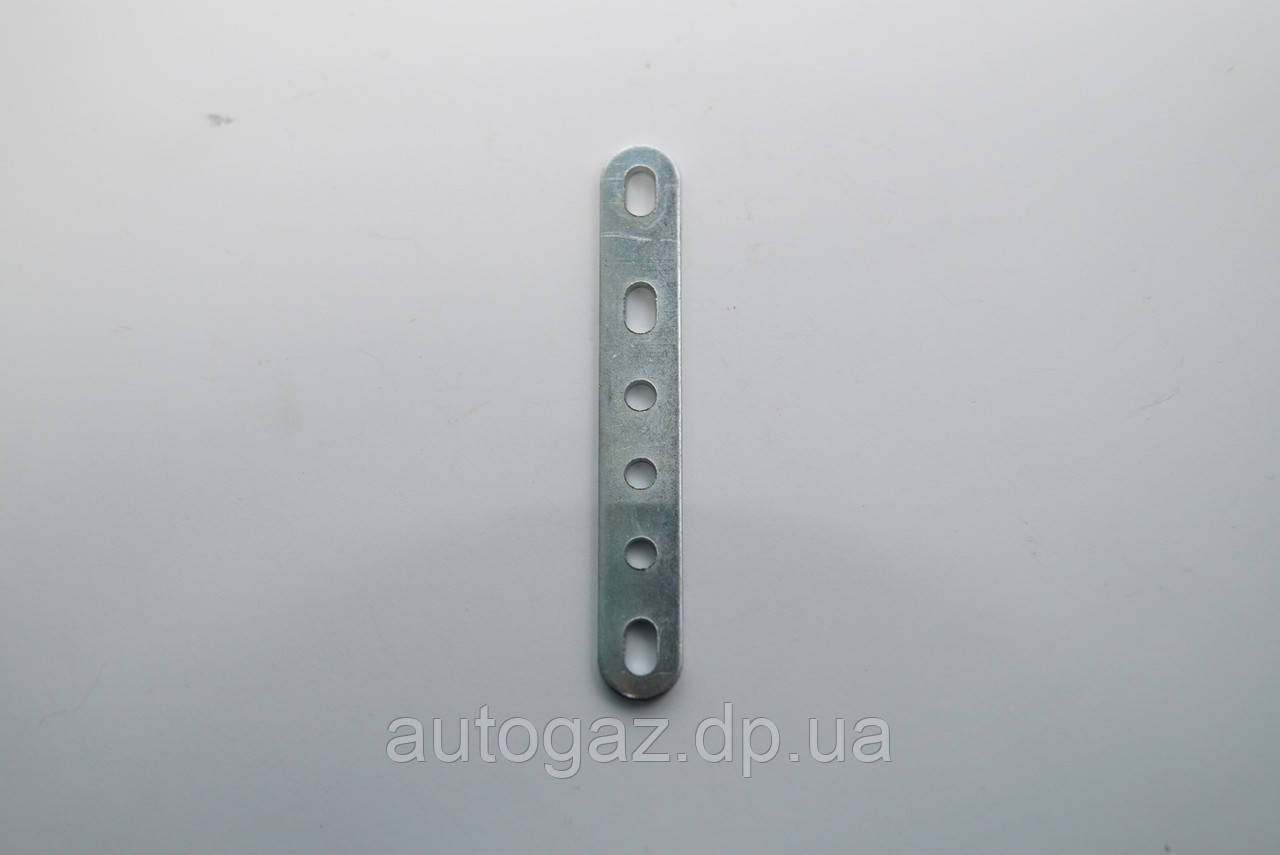 Кронштейн стальний 124х18х3,00 mm (шт.)