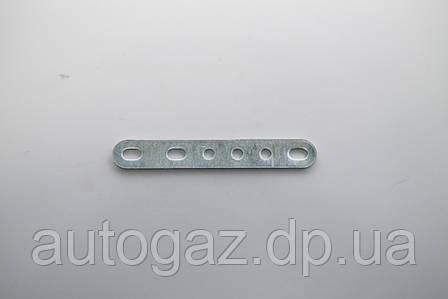 Кронштейн стальний 124х18х3,00 mm (шт.), фото 2