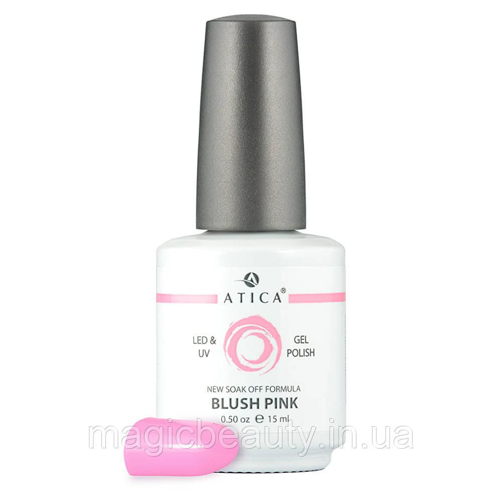 Гель-лак Atica Blush Pink 16, 15 мл