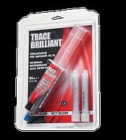 Флуоресцентная краска Trace Brilliant картридж 60 мл TR1133.E.J9 c пластиковыми адаптерами