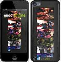 "Чехол на iPod Touch 5 Marvel v2 ""2826c-35-716"""