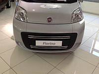Комплект накладок на решетку Fiat Qubo (4 элемента)