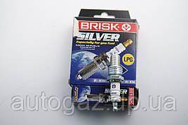 Свечи LR15YS Silver 8кл. инж. под ГБО (шт.)