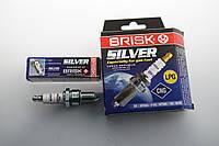 Свечи LR17YS Silver дв 406 8кл. под ГБО
