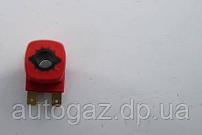 Електромагнитна катушка красная 12 V-DC 11 W (шт.), фото 2