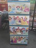 Комод пластиковый элиф принцессы диснея 2, фото 2