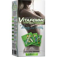 ALLMAX Полноценный мульти-витаминный комплекс для женщин, VitaFemme Multi-Pak (21 pak)