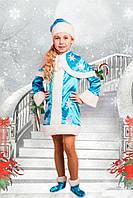 Карнавальный костюм Снегурочка | Новогодний костюм Снегурочки