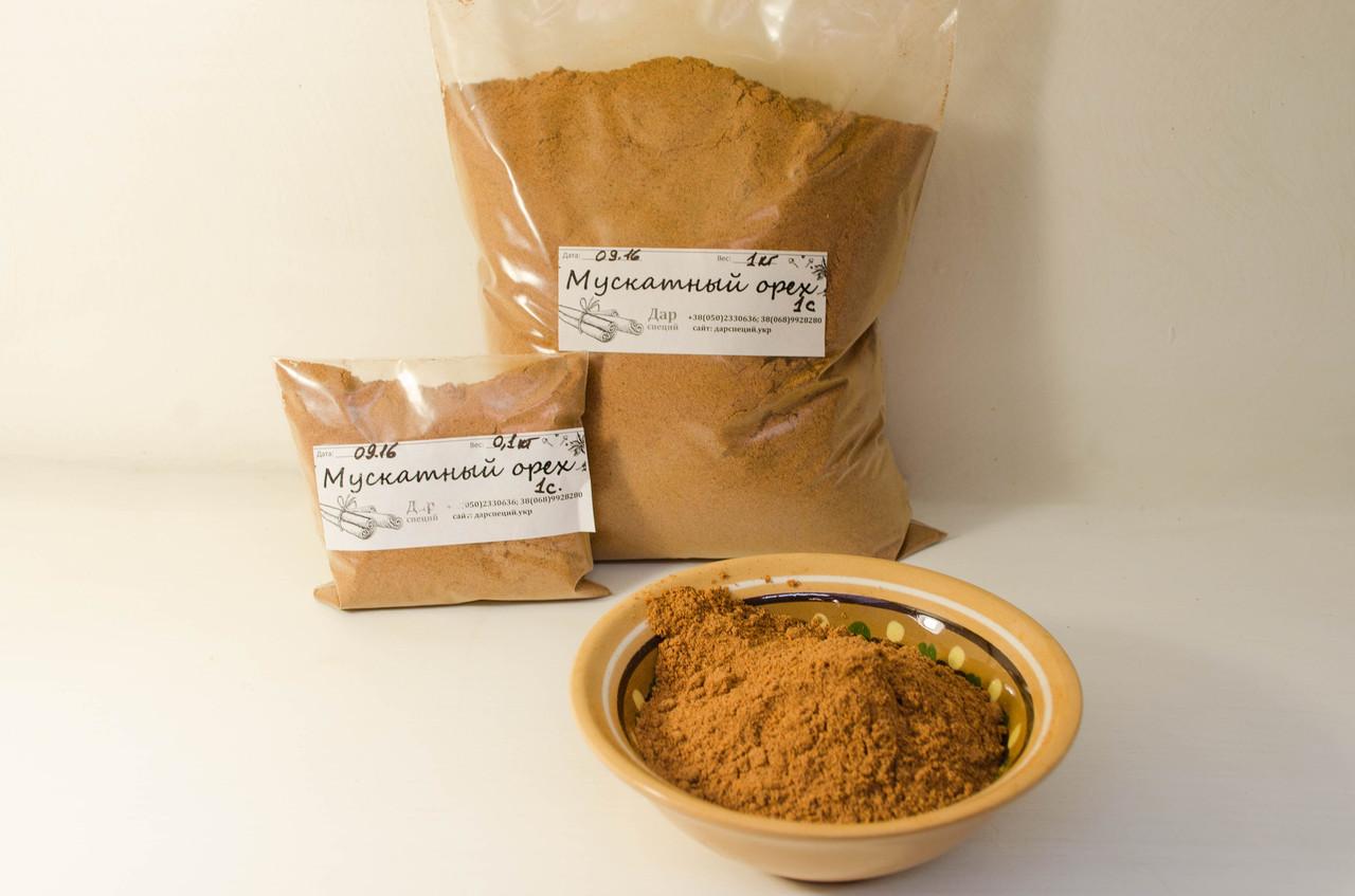 Мускатный орех молотый стандарт
