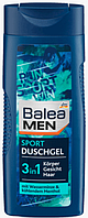 Balea гель,шампунь и бальзам 3в1 Sport (300 мл) Германия