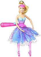 Лялька барбі оригінал Barbie Dance & Spin Ballerina Doll