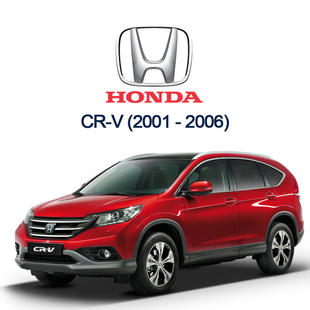 CRV (2001-2006)