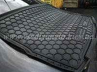 Коврик в багажник для BMW G30 5-серия (2017-) (седан)(М- пакет) пластик+резина  Avto-gumm
