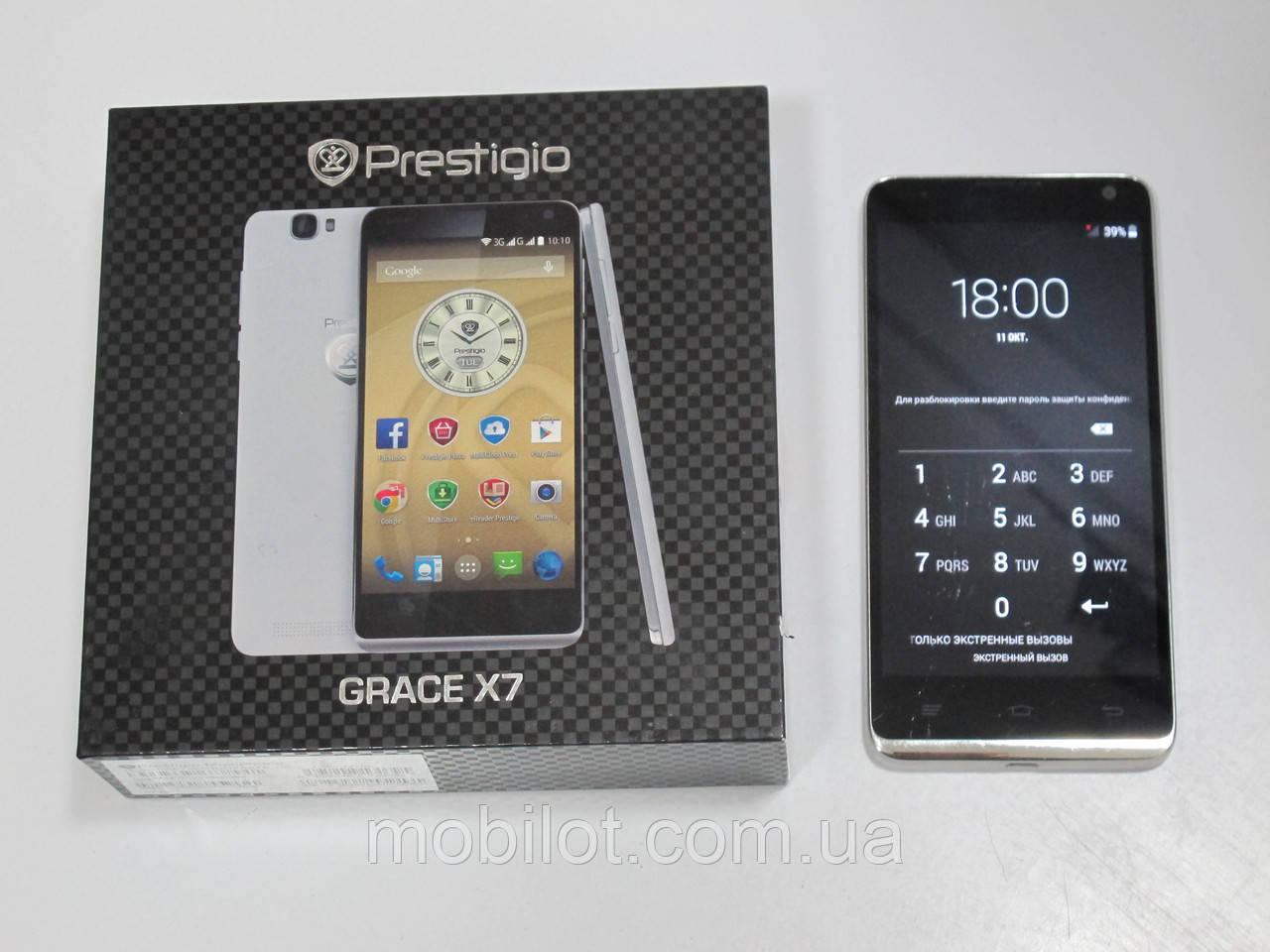Мобильный телефон Prestigio Grace X7 (PSP7505) (TZ-4629)
