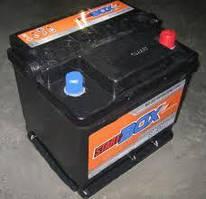 Аккумулятор 60Ah-12v StartBOX Special (242x175x190) левый +