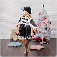 Карнавальный костюм Сорока | Новогодний костюм для девочки Сорока