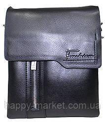 Сумка Мужская через плечо с короткой и длинной ручкой Fashion 18-88823-1