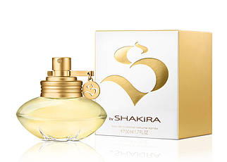 Shakira S by Shakira туалетная вода 80 ml. (Шакира С Бай Шакира)
