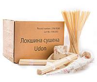 """Лапша пшеничная """"Удон"""" 4,54 кг"""