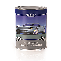 Автомобильная эмаль металлик Mixon Metallic. Серебряная 70201. 1 л