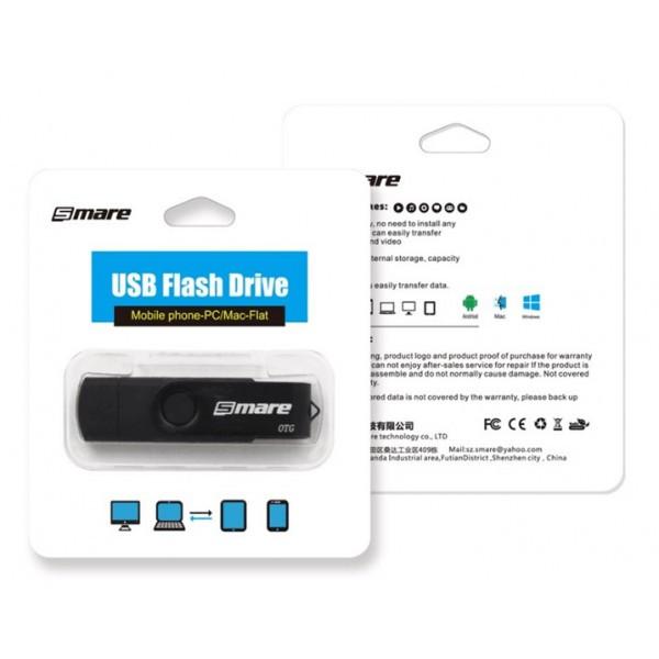 USB Flash Disk SMARE OTG+USB 8GB