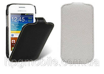 Чехол для Samsung Galaxy Ace Duos S6802 - Melkco Jacka leather case, разные цвета