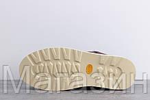 Зимние мужские ботинки UGG Australia David Beckham Lace Brown Угги Австралия Девид Бекхем коричневые, фото 2