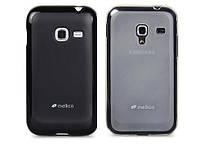 Чехол для Samsung Galaxy Ace S6802 - Melkco Poly Jacket TPU
