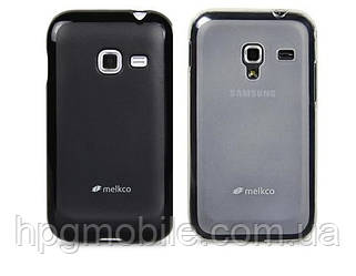 Чехол для Samsung Galaxy Ace S6802 - Melkco Poly Jacket TPU