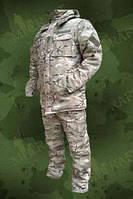 Зимний камуфляжный костюм Мультикам