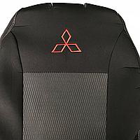 Авточехлы для автомобиля Mitsubishi Pajero Sport EMC Elegant