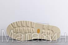 Зимние мужские ботинки UGG Australia David Beckham Lace Grey угги Девид Бекхем серые, фото 3