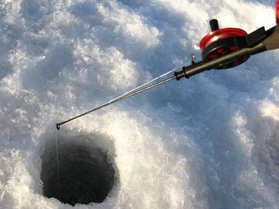 Зимние рыболовные товары